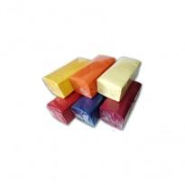 Servetele galbene 33x33 2 straturi (200 buc)
