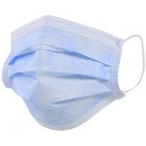 Set 50 bucati Masti de protectie faciale, 3 straturi,