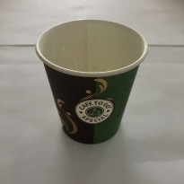 Pahar Carton Cafe To Go D73 7oz (100 buc)