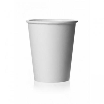 Pahar Carton Alb D73 7oz (50 buc)