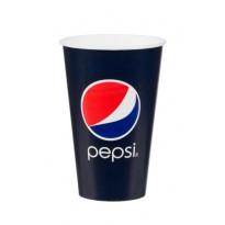 Pahar Carton Pepsi D80 12oz (100 buc)