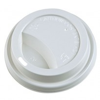 Capac D70 6|7oz alb (100 buc)