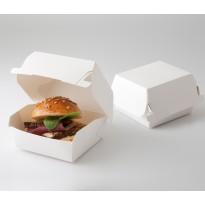 Cutie Burger Alba D120 (50 buc)