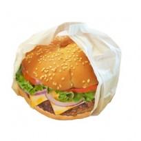 Hartie Alba Hamburger (500 buc)