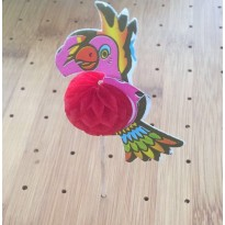 Bete Ornament Papagal (100buc)