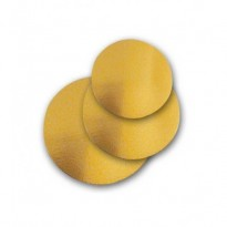 Discuri Aurii 28cm (100 buc)