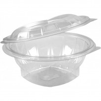 Caserola PET Rotunda 750cc (100 buc)
