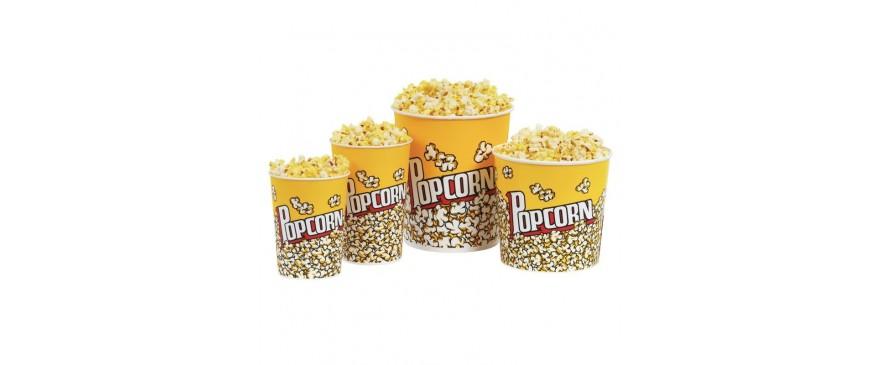 Cutii popcorn