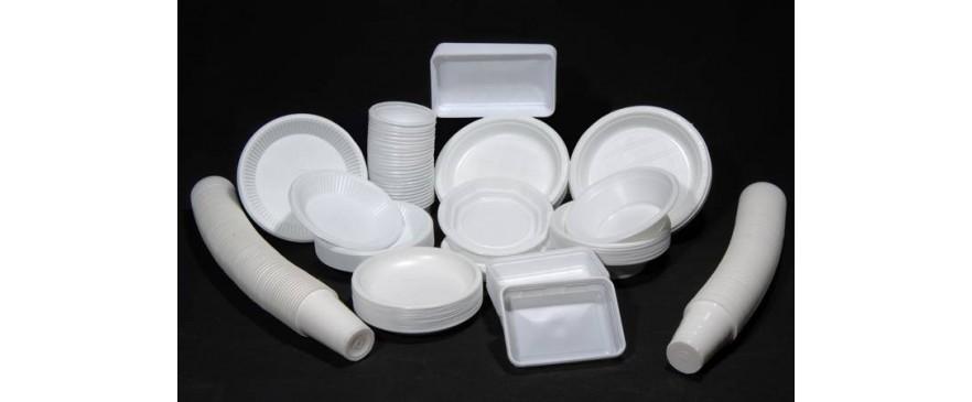 Farfurii plastic